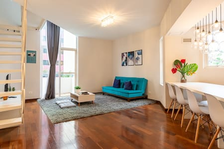 Lovely apartment at the heart of Vila Madalena