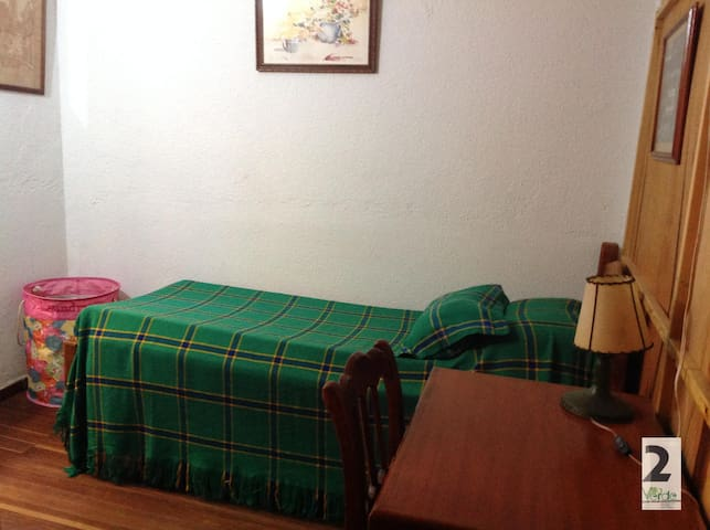 Cozy Individual Rooms for rent. Long term rental - Bogotá - Casa