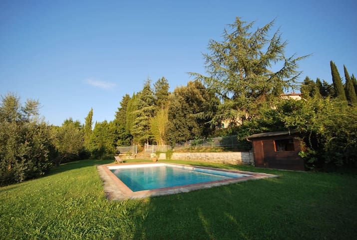 Beautiful barn in the countryside of Florence - Bagno a Ripoli - Lejlighed