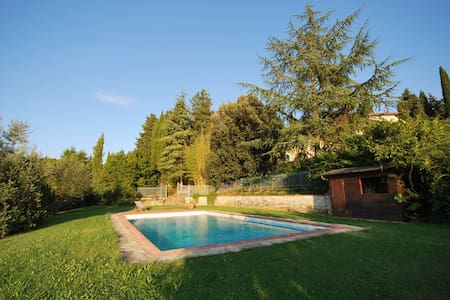 Beautiful barn in the countryside of Florence - Bagno a Ripoli - Apartmen