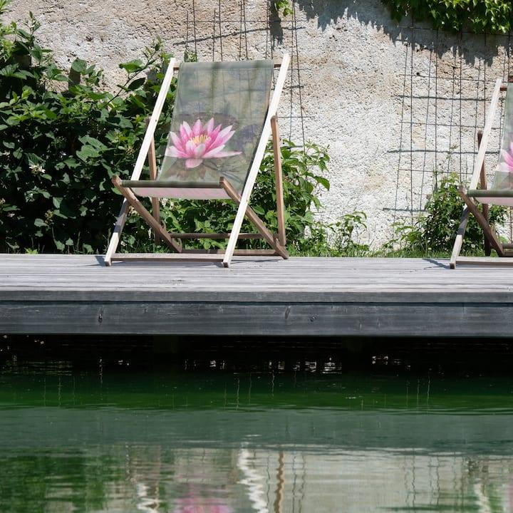 Ferienresidenz im Grünen in der Nähe von Wien