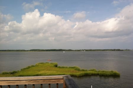 Cozy home with AMAZING Waterfront View - Ocean Pines - Ev