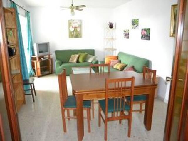 JEREZ, MAGNÍFICO APARTAMENTO TOTALMENTE AMUEBLADO - Jerez de la Frontera - Apartment