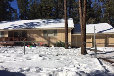Cozy home in Big Bear City - Big Bear - Rumah