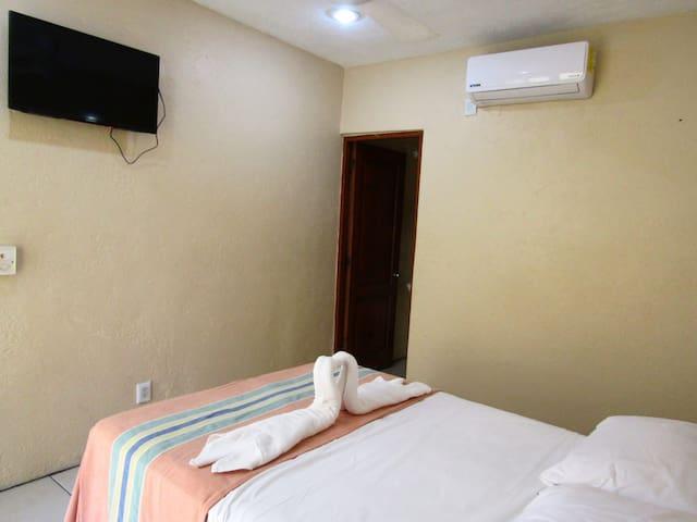 Hotel Moondo Habitación Simple #4  Huatulco