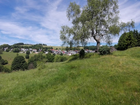 Férias em Schnett (OT Masserberg)