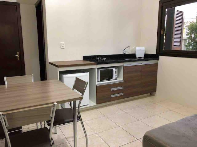 Apartamento Ficagna: conforto e bem estar