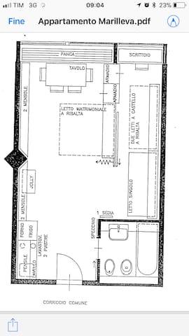 Appartamento a Vigo di Marilleva 1400