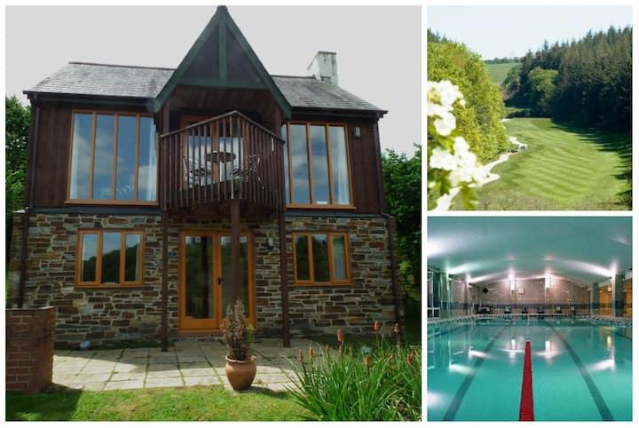 Fairways , Oakridge St Mellion - golf, pool & gym