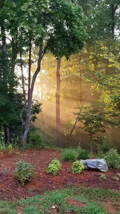A Smokey Mtn Sunset