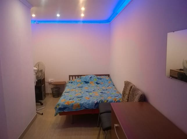 Room with doublebed - Marsa - Huis