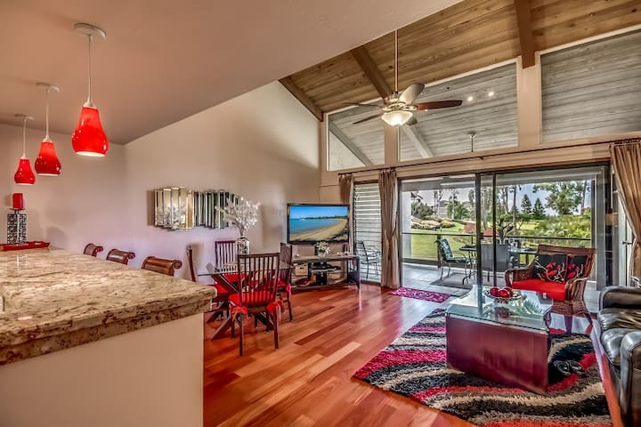 Waikoloa Village Villas C204. Golf Discounts and Tennis Center Access!