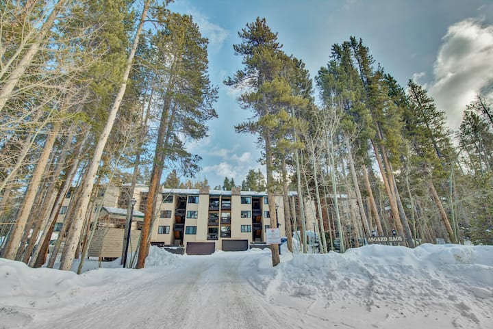 Condo 2 Blocks From Chairlift & Main Street
