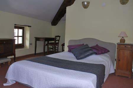 Chambre d'hôtes - Liseron - Issirac - Bed & Breakfast