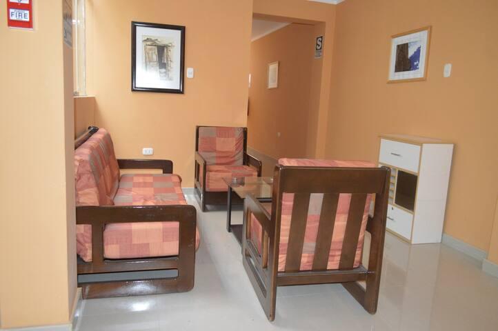 Habitación Privada Simple - Nativo Hostel 2