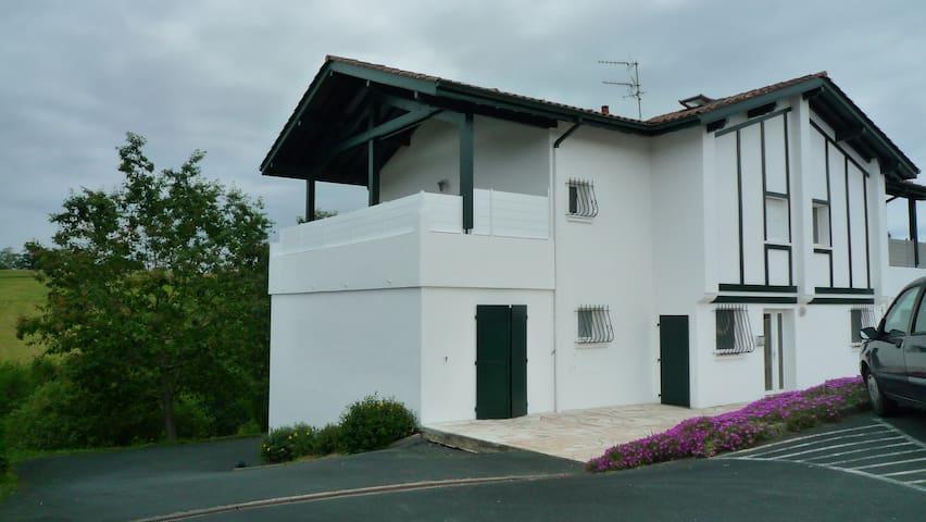 T3 duplex  au abord du lac avec wif - Saint-Pée-sur-Nivelle - Wohnung