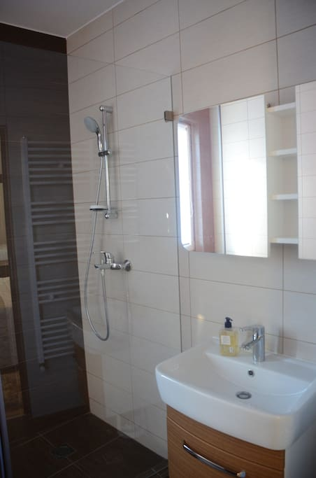 first bedroom's Private bathroom
