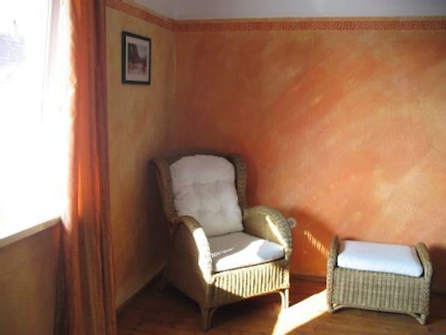 charming Ammersee-Region apartment - Hofstetten - Departamento