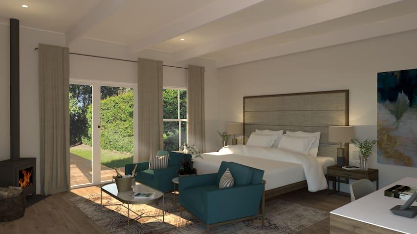Junior Suite at La Paris Estate