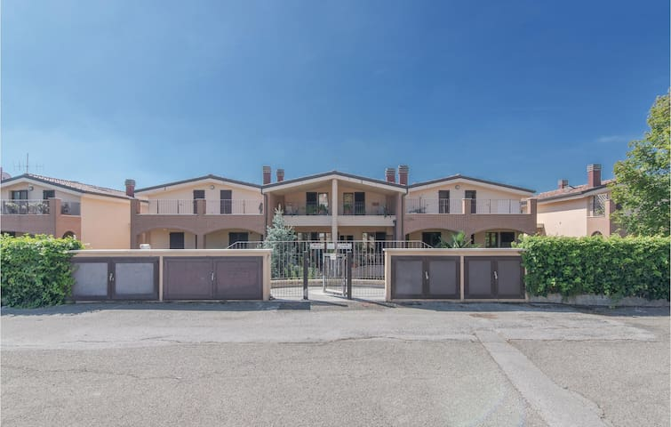 Holiday apartment with 2 bedrooms on 73m² in Pesaro -PU-