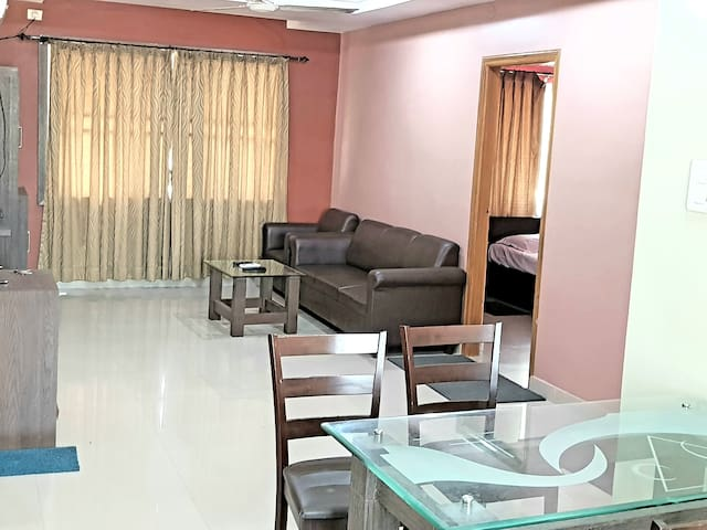 Anvy AC 2 BHK Homely stay