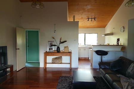 House close to beach and shops - Papamoa - Hus