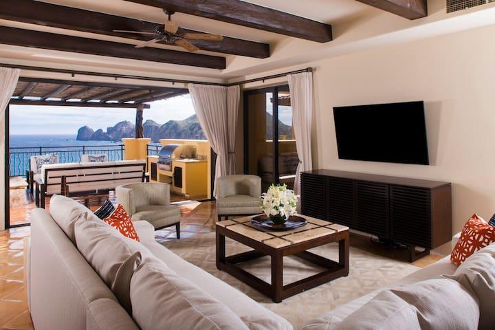 Hacienda Beach Villa - 4 Bedroom Penthouse Villa - Cabo San Lucas - Villa