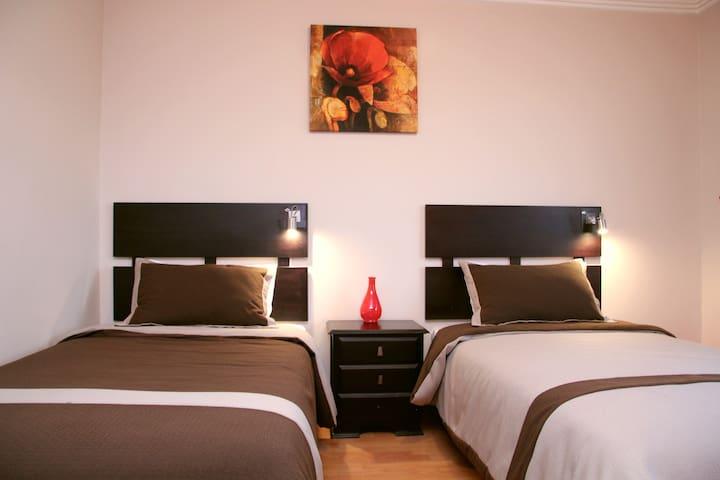 Hostal Kolibri B&B, Habitacion Doble (Roja)