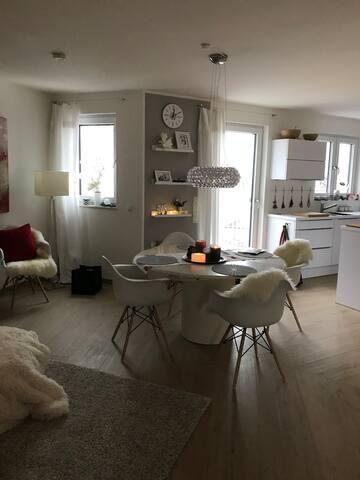 Moderne 78 qm-Wohnung im Herzen von Bad Dürkheim