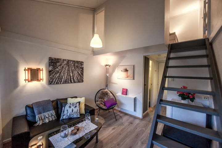Apartment 109 at Maristova, Filefjell
