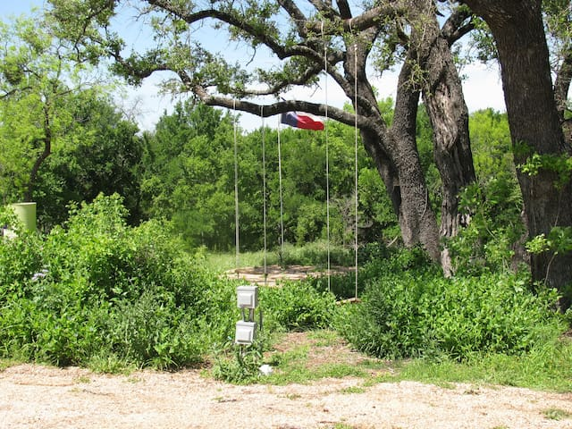 Hill Country RV site, HOPE