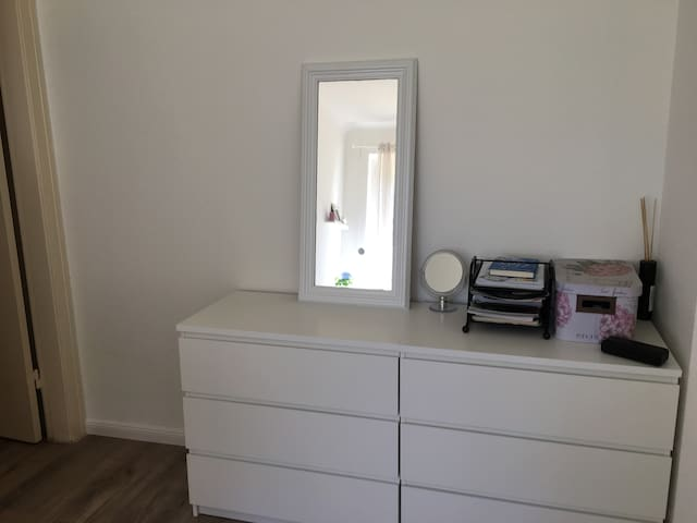 1 room flat in the city center