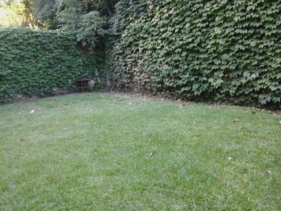 Jardin individual