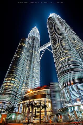 8min To Pavillion 5min to KLCC - Kuala Lumpur - Condomínio