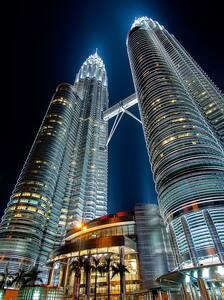 8min To Pavillion 5min to KLCC - Kuala Lumpur - Condominium