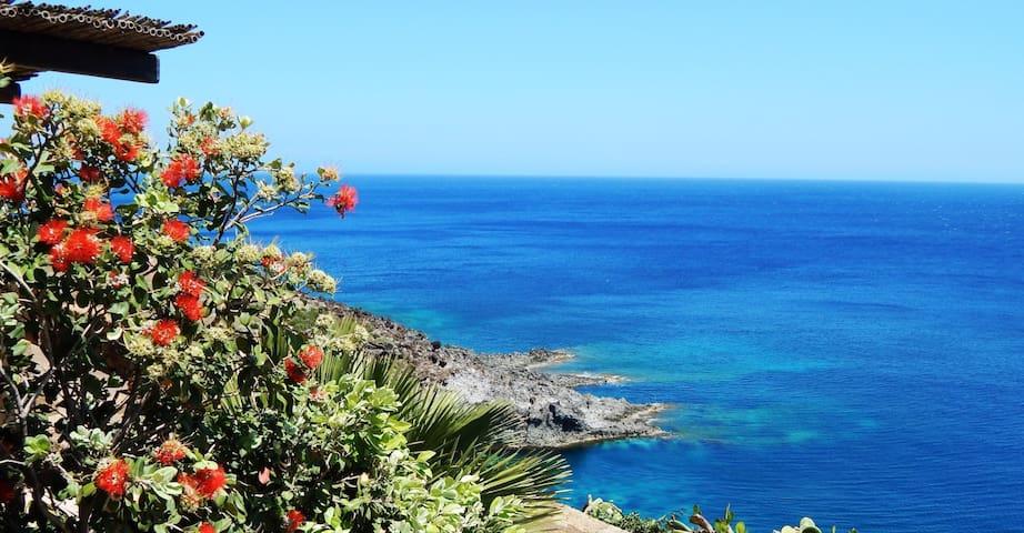 Dammuso fascinoso sul mare - Pantelleria