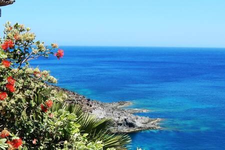 Dammuso fascinoso sul mare - Pantelleria - Casa