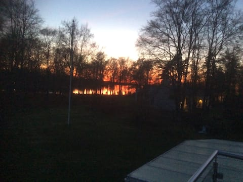 Unikt boende sjönära i Småland, Växjö.