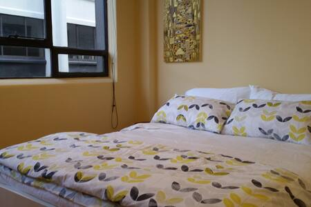 Merri Room, 1 Private Light Filled Queen Room - Melbourne - Appartement