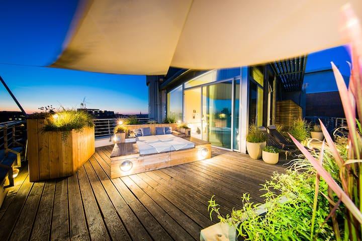 Unser Lieblingsplatz (fjord hotel berlin)