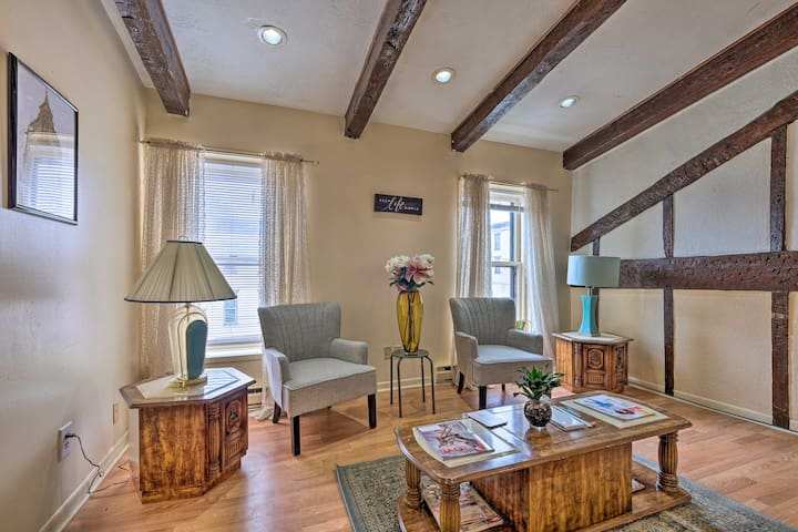 NEW! Albany Apartment Steps From The New York Capital