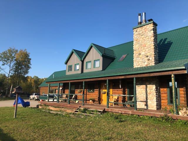 Ponderosa, your home away from home!