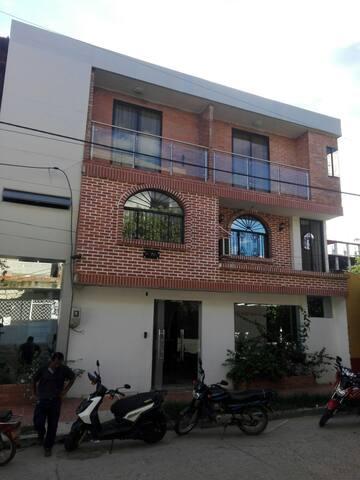 Nuevo hotel El Sol La 27 / cuádruple