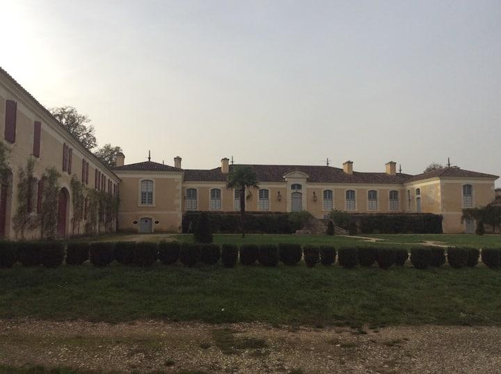 Château d ' arcamont