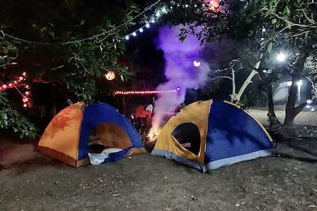 Gaarva's tent
