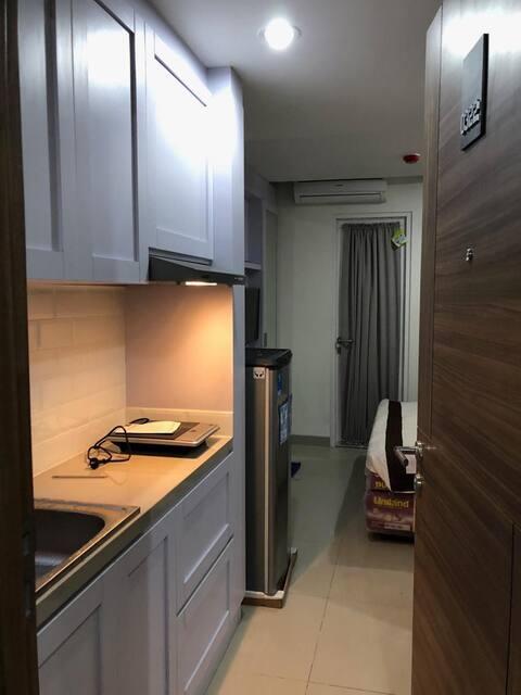 Private lives di apartment ruang terbuka hijau