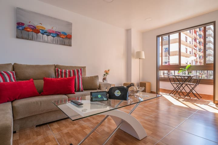 Квартира Тирсо де Молина.