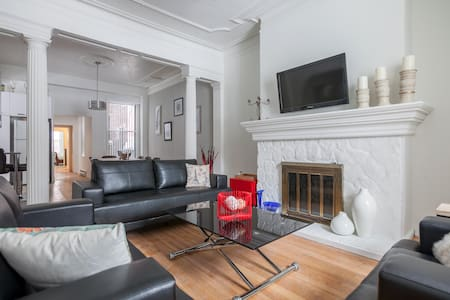 Grand 6BR in Downtown MTL - Montreal - Pis
