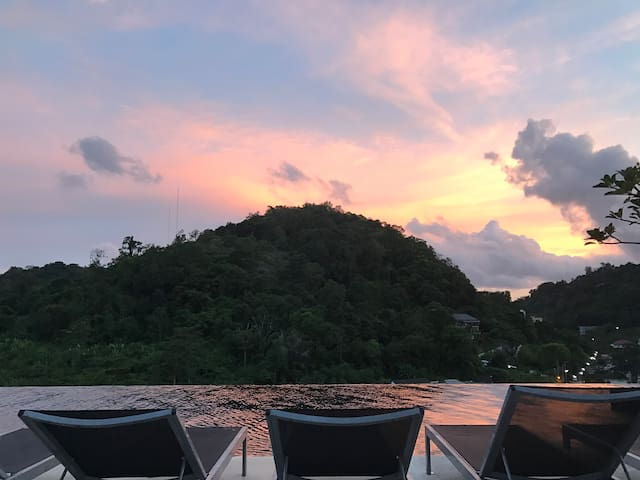 New Luxury Apartment in Phuket Town
