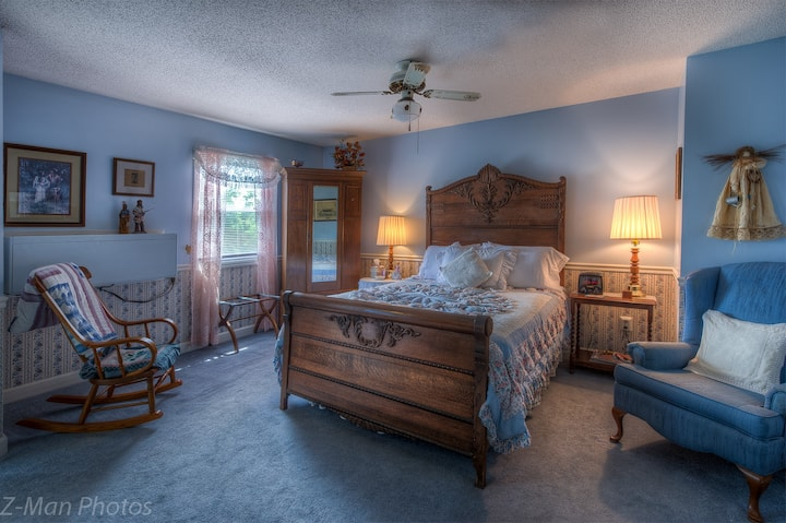 B&B Room near Dollywood